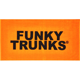 Funky Trunks Towel - Serviette de bain Homme - orange